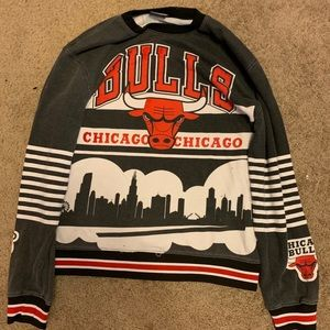 Authentic Chicago Bulls Sweatshirt